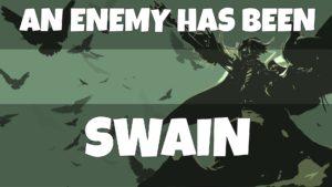 【lol】スウェイン(swain)復権に注意